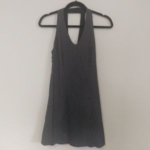 Laundry Shelli Segal Black with White Dots Dress 2
